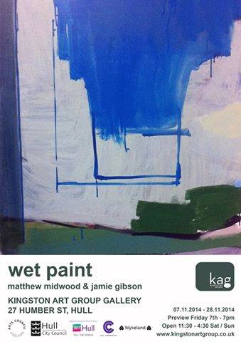 wet paint // 7-30 Nov 2014